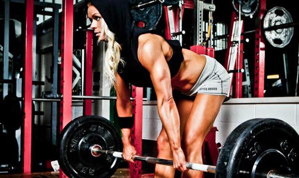 Musculation au féminin - Technique intensification de l'entraînement
